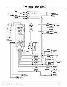 Thermador Stove Wiring Diagram