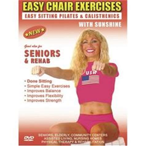 Chair Exercise For Seniors Dvd by 1000 Images About Senior Exercise Dvd S On