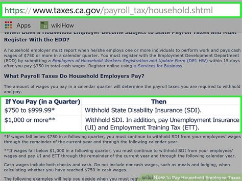 How To Pay Household Employee Taxes 15 Steps (with Pictures. M S Organizational Leadership. What Does Ccr Stand For The Last Baron Lyrics. What Causes Diabetes In Adults. Website Membership Software Geico Stands For. Nurse Practitioner Jobs In Atlanta Ga. Hazardous Waste Disposal Huntsville Al. Best Seller Desktop Computer. Trailer Moving Service Licencia De Matrimonio