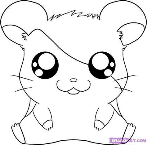 draw cartoons   draw hamtaro