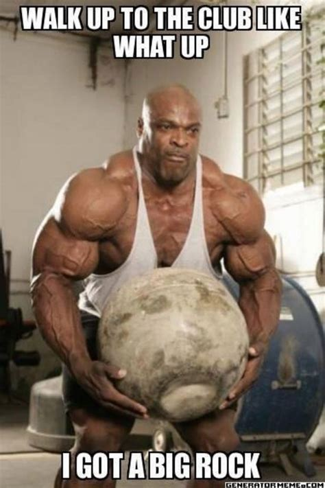 Top Ten Funny Memes - ronnie coleman gym memes top 10 broscience co