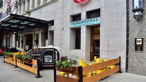 Support your local restaurants with grubhub! Fairgrounds Coffee, Now Open, Gives Michigan Avenue a Starbucks Alternative - Eater Chicago