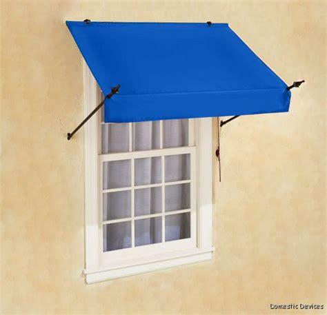 diy awnings  window door  fabric awnings ebay