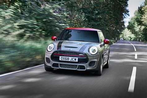 2019 Mini Jcw by Mini Cooper Works Refreshed For 2019 Evo