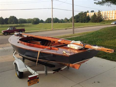 Boat Trailers For Sale On Cape Cod by 1940 Cape Cod Shipbuilding Knockabout Sailboat For Sale In