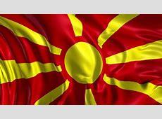Macedonia Flag printable flags