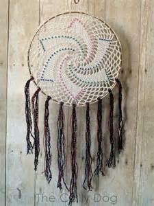 Dream Catcher Crochet Pattern