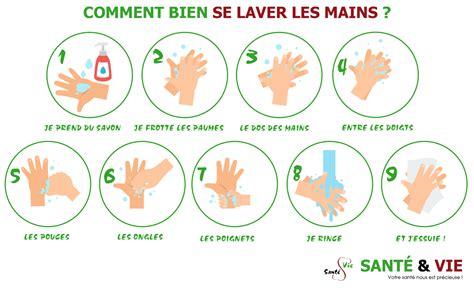 lavage des mains 224 l eau et au savon