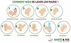 lavage des mains a l39eau et au savon With comment laver le parquet