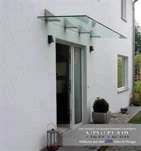 design vordach vordächer aus glas glasschiebetüren und duschen aus glas