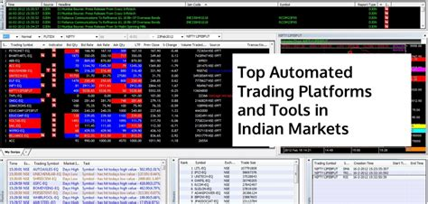 top trading platforms best algo trading platforms used in indian market quantinsti