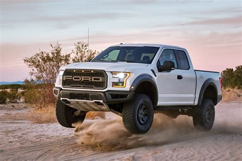 Of A 2017 Ford Raptor by The 2017 Ford Raptor Merges Awd And 4wd