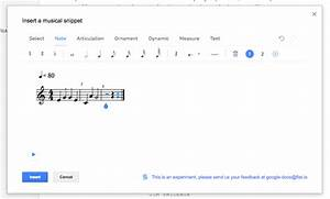 Vincent39s reviews the 32 best google docs add ons in 2017 for Google docs add music