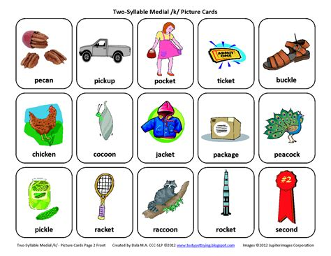 HD wallpapers multisyllabic words worksheets speech