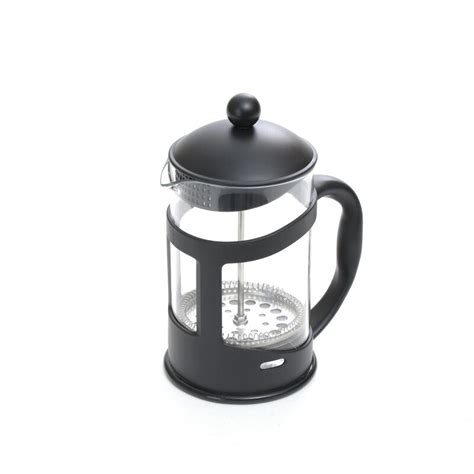 We recommend starting with the following ratios and adjusting according to your preferences and tastes. Mind Reader 1-Cup 27 Oz. Glass French Press Coffee Maker | Wayfair