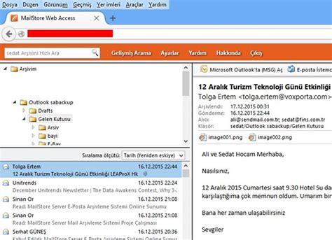 Office 365 Outlook Yedekleme by Outlook Yedekleme Ve Outlook Arşivleme Arasındaki Fark