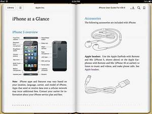 Apple U0026 39 S Iphone 5 User Guide Tells You Everything You Need