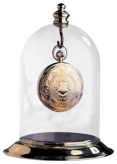 heirloom glass dome pocket  display traditional