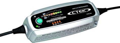 Ctek Mxs 5 0 Test And Charge Battery Charger 12 Volt 5a