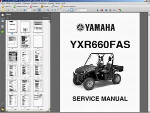 Yamaha Rhino Utv 450  660  U0026 700