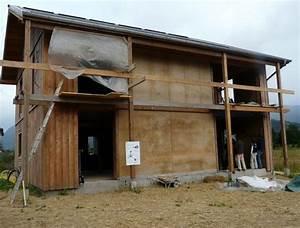 sassenage un batiment agricole eco construit sillon 38 With maison de l ecologie 12 agriculture urbaine fortune