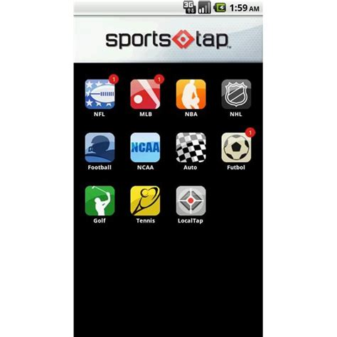 top android sports apps