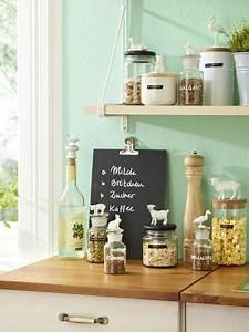 Küche Bilder Deko : diy tipp tierische deko f r die k che ~ Whattoseeinmadrid.com Haus und Dekorationen