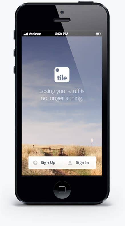 Tile Device For Finding Lost Items by Tile Location Device Crowdfunds Using Selfstarter Puts