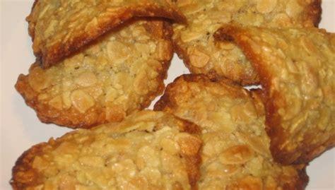 tuiles aux amande recette des tuiles aux amandes de pessah ashdod caf 233