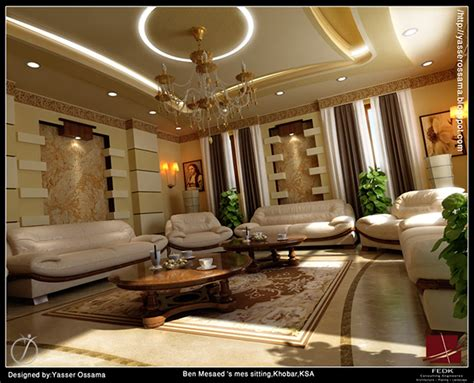 Postmodern Interior Design On Behance
