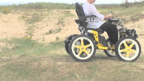 all terrain wheelchair terrainhopper the