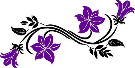 lilie vorlage blume blumenranke lilie tribal aufkleber wandtattoo sticker auto spiegel ebay