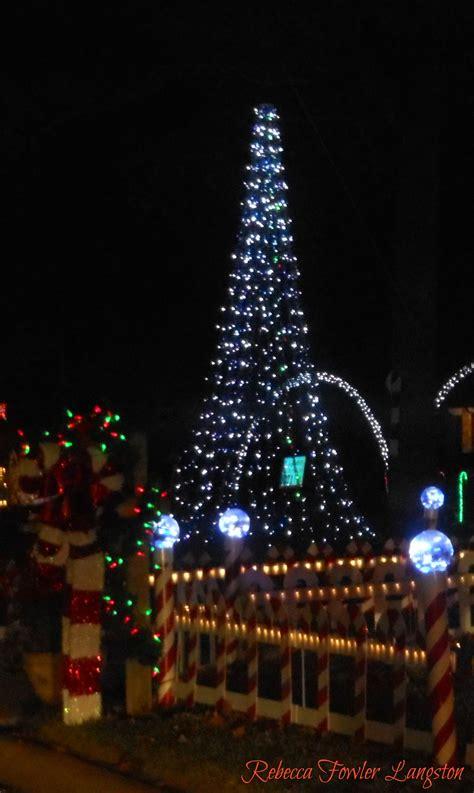 light show in prestonwood taken in 2012 prestonwood forest houston light displays