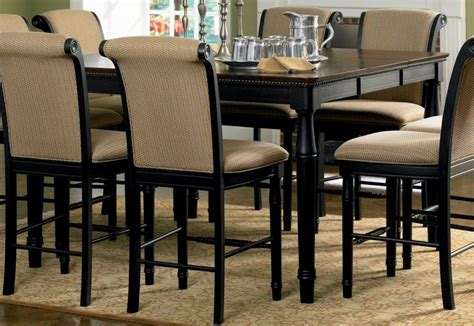 amaretto counter height dining table counter height tables