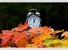 Daylight Saving Time – DST