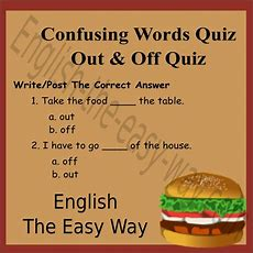 143 Best Confusing English Words Images On Pinterest