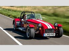 Review Caterham Seven 310R Top Gear