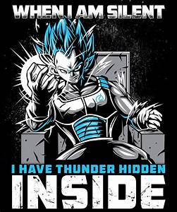 My weather vege... Dragon Ball Cell Quotes