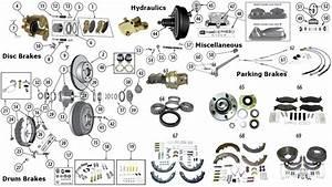 Jeep Brakes Diagram