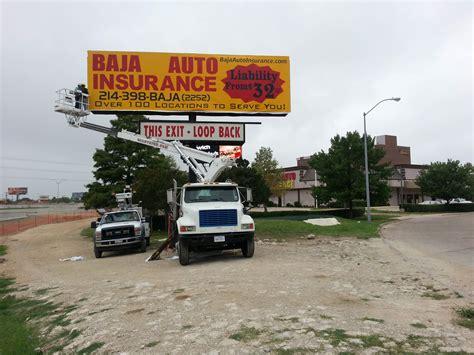 baja insurance baja auto insurance sign company