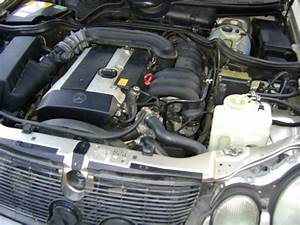 1996 Mercedes E320 Engine 6 Cyl Inline 3 2