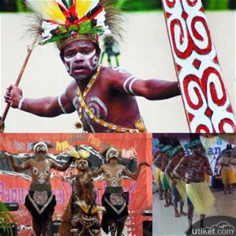 overview  sajojo dance papua utiket