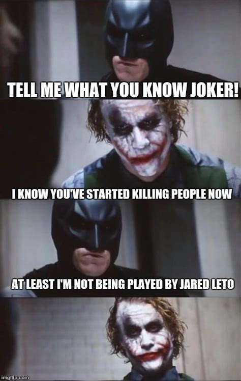 Joker Meme - batman and joker imgflip