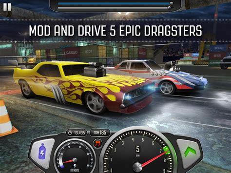 Drag & Fast Racing взломанная на много денег