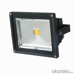 Buy led flood light w price size weight