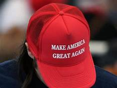 Afraid to wear your MAGA hat? New app aims to help conservatives find 'safe' spaces to wear Trump gear…