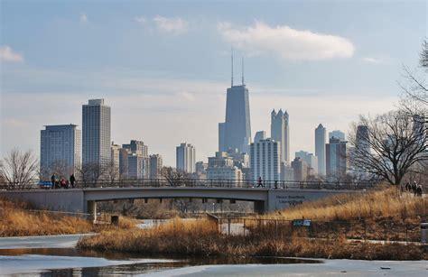 skyline views chicago park lincoln doppelt erin