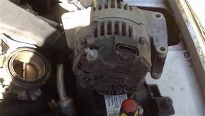 How To Replace The Alternator On A 2006 Saturn Ion 2 2