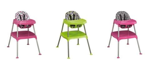 recall 35 000 evenflo convertible high chairs due to fall hazard growing your baby