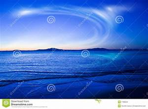 Blue nebula stock photo. Image of bulgaria, colorful, blue ...